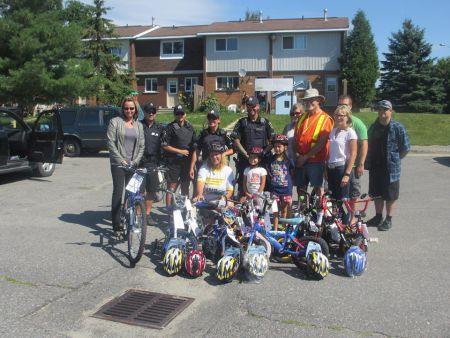 Sudbury Cycles Kids Bike Exchange a Huge Success