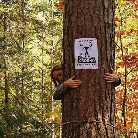 'Defend Benny Forest' Group Gets Off the Ground