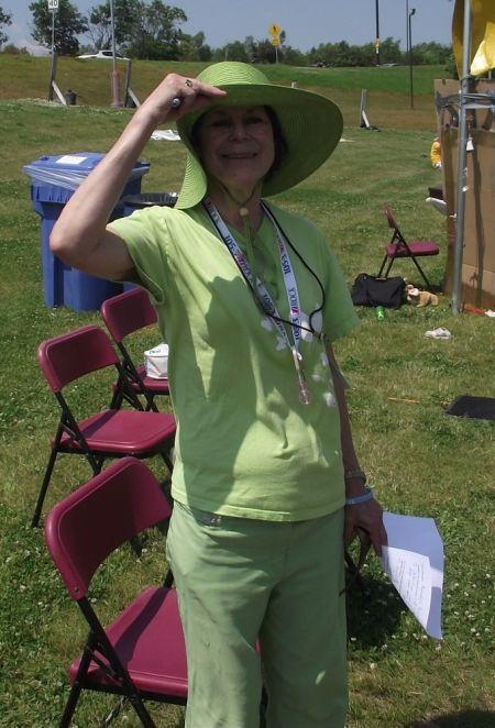 Mercedes Quinlan, local environmentalist