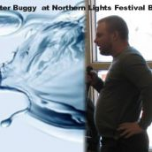 Max Merrifield (NLFB) talks about obtaining a water buggy for Northern Lights Festical Boréal and other local events.