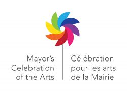 Logo for the Mayor's Celebration of the Arts