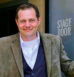 New Sudbury Theatre Centre Director Caleb Marshall