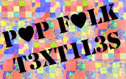 MEDIA RELEASE: la Galerie du Nouvel-Ontario presents P0P F0LK: T3XT1L3S