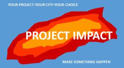 Project Impact banner logo